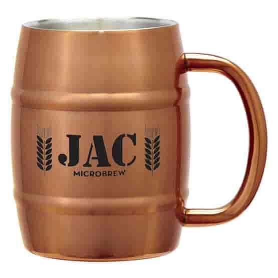 14 oz Moscow Mule Mug