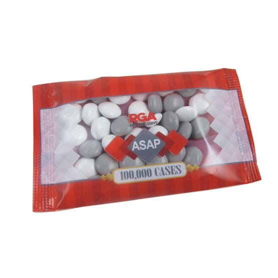 1 oz. Sweetz Pouch- Chocolate Buttons
