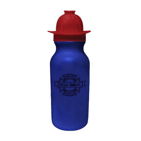 20 oz Firefighter Sport Bottle