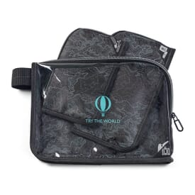 Life In Motion™ 3 Piece Travel Case Set