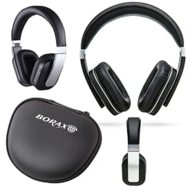 Noise Reduction Wireless Headphones