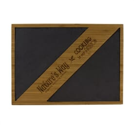 Mixed Material Serving Board