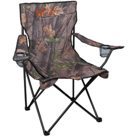 Outdoorsman Camo Chair