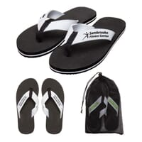 Custom Printed Footwear - Flip Flops, Socks & Shoelaces