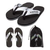 Custom Printed Footwear - Flip Flops, Socks & Shoelaces