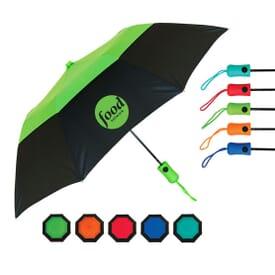 Vented Color Peak Umbrella