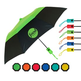 Vented Color Peak Umbrella