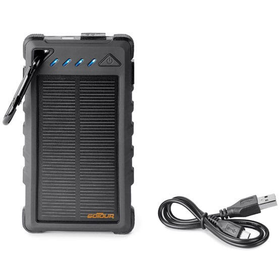 Off The Grid Solar Power Bank