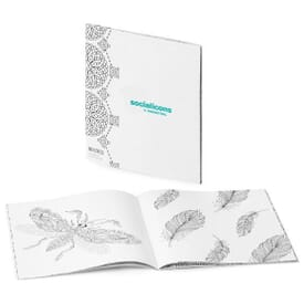 Serenity Anti-Stress Coloring Book