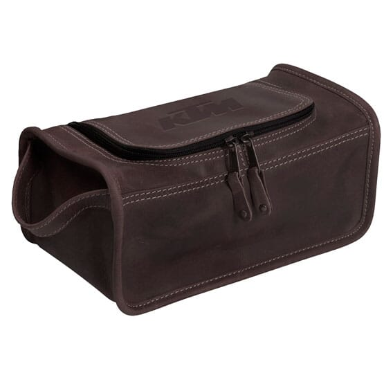 Colorado Leather Toiletry Case