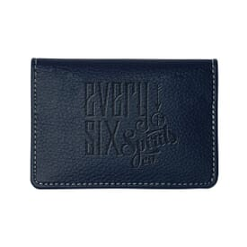 Leatherette Card Case
