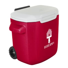 Coleman® 16-Quart Wheeled Cooler