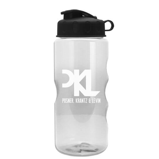 22 oz Mini Mountain Flip Lid Bottle