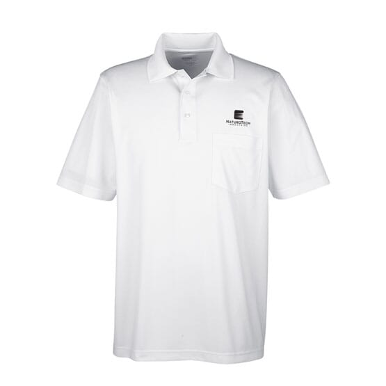 Core 365™ Performance Pique Polo W/ Pocket- Men's