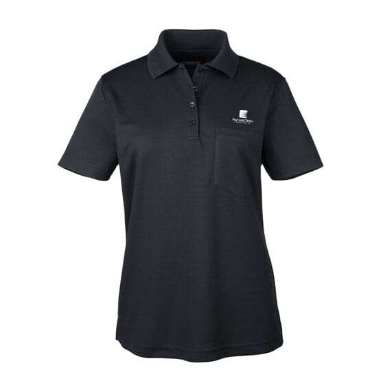 Core 365™ Performance Pique Polo W/ Pocket- Ladies'