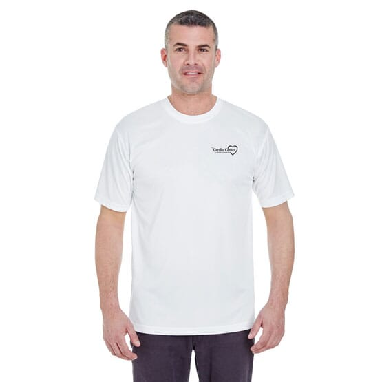 Ultraclub® Cool & Basic Performance Tee- Men's