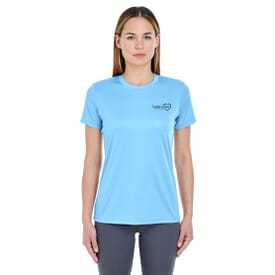 Ultraclub® Cool & Basic Performance Tee- Ladies'
