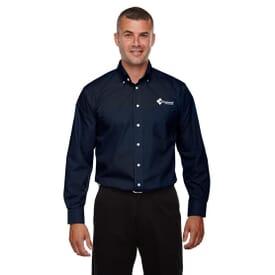 Devon & Jones Crown Collection™ Solid Broadcloth-Men's