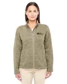 Bristol Full Zip Fleece - Ladies'