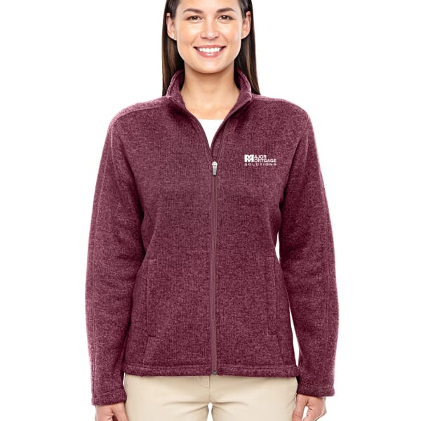 Bristol Full Zip Fleece - Ladies'