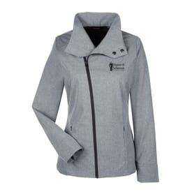 North End™ Edge Soft Shell Jacket- Ladies