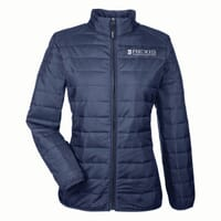 Embroidered Insulated Jackets & Logo Imprinted Puffer Coats