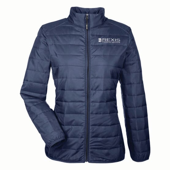 Core 365™ Prevail Packable Puffer Jacket- Ladies'