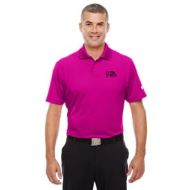 Under Armour® Corp Performance Polo- Men's