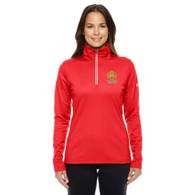 Under Armour® Qualifier Quarter-Zip- Ladies'
