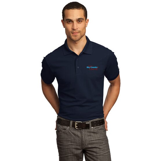 Personalized polo and golf shirts