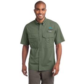 Eddie Bauer® Short Sleeve Fishing Shirt