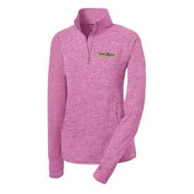 Sport-Tek® Sport-Wick® Stretch 1/2-Zip Pullover- Ladies'