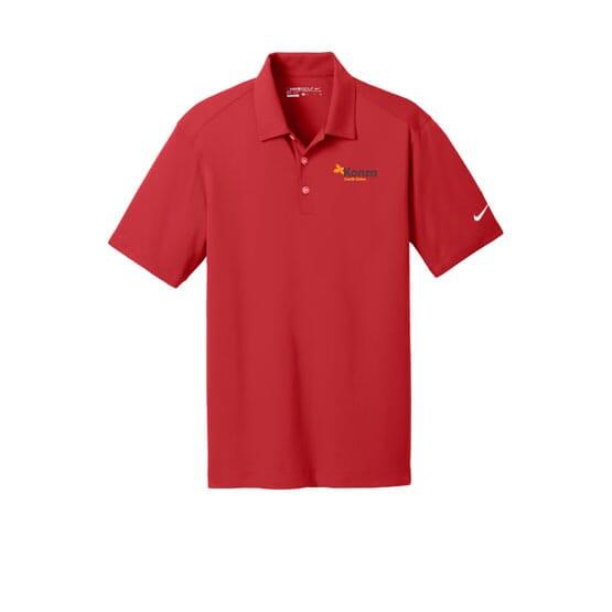 Nike®  Golf Dri-Fit Vertical Mesh Polo