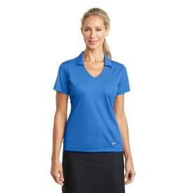 Nike® Golf Dri-Fit Vertical Mesh Polo - Ladies'