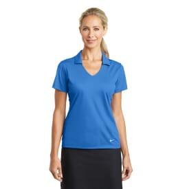 Nike® Golf Dri-Fit Vertical Mesh Polo - Ladies'