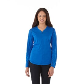 Quarter Zip Performance Top - Ladies
