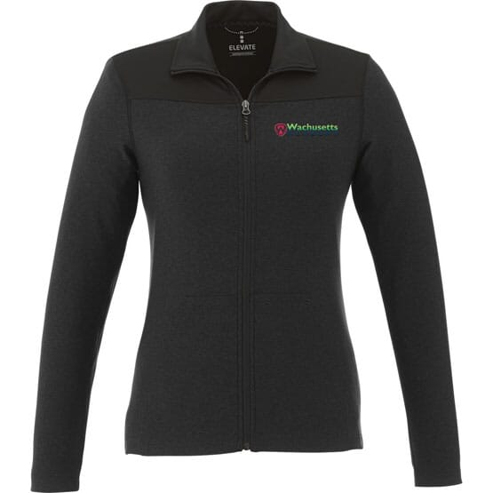 Color Block Knit Jacket - Ladies'