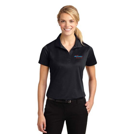Sport Tek® Micropique Sport-Wick® Polo - Ladies'
