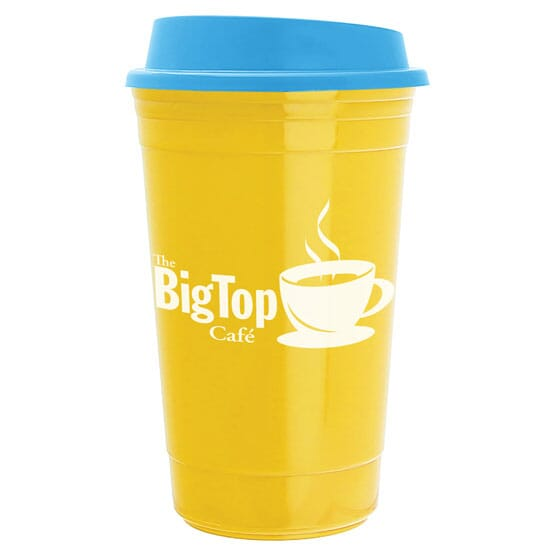 15 Oz Insulated Caf� Cup 120324