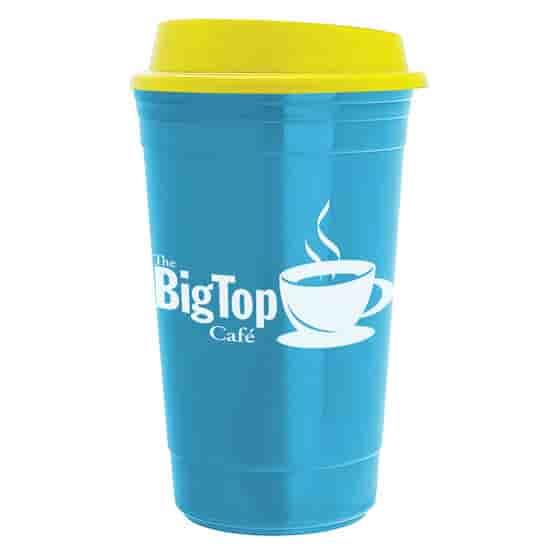 15 oz Insulated Café Cup