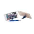 Pen cap holding phone