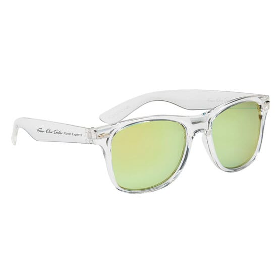 Cruise Retro Sunglasses - Crystalline 120336