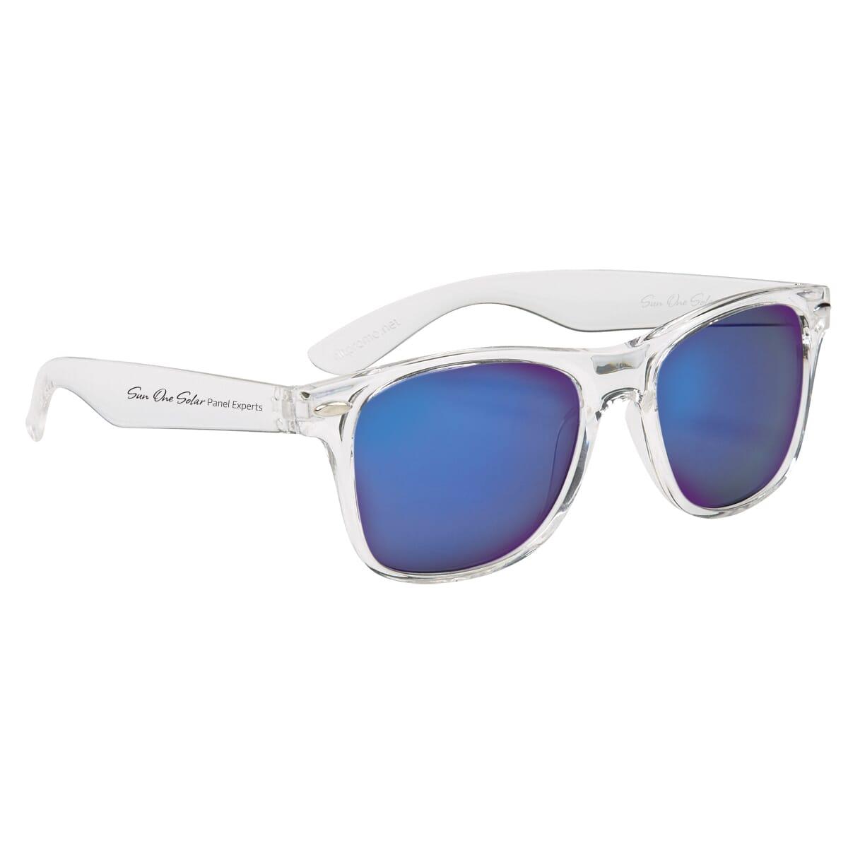 Crystalline Cruise Retro Sunglasses