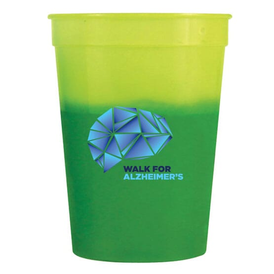 12 Oz Chameleon Stadium Cup - Full Color 120366