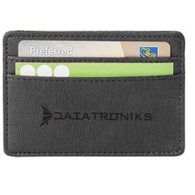 Leather RFID Card Holder