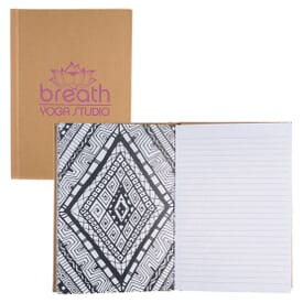 Recycled Doodle Freely Notebook