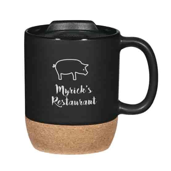 14 oz Ceramic To-Go Mug