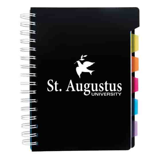 Multi Tasker Notebook With Tabs