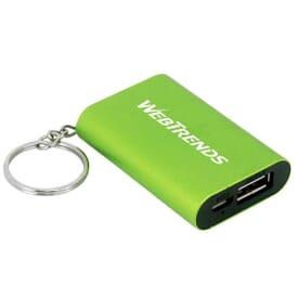 Mini Keychain Power Bank