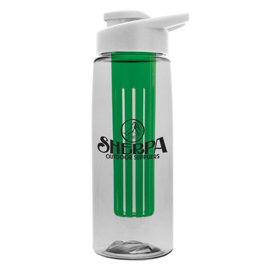 26 oz Tritan™ Flair Infuser Bottle